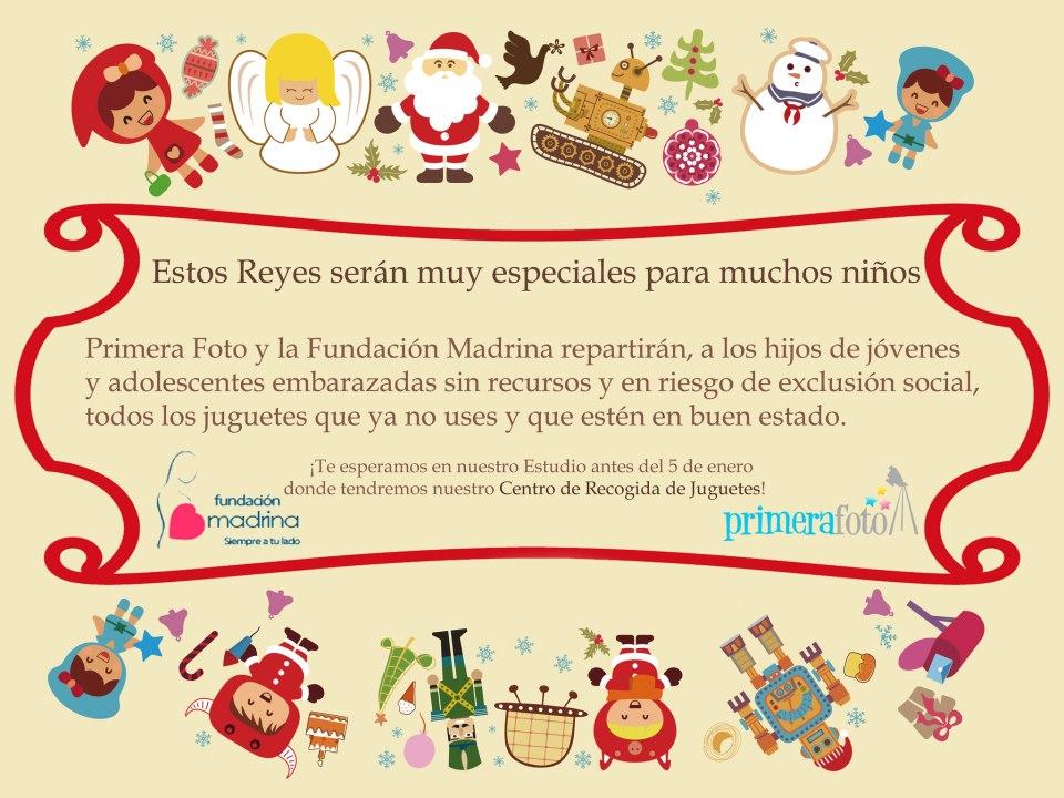 Recogida de juguetes 2012