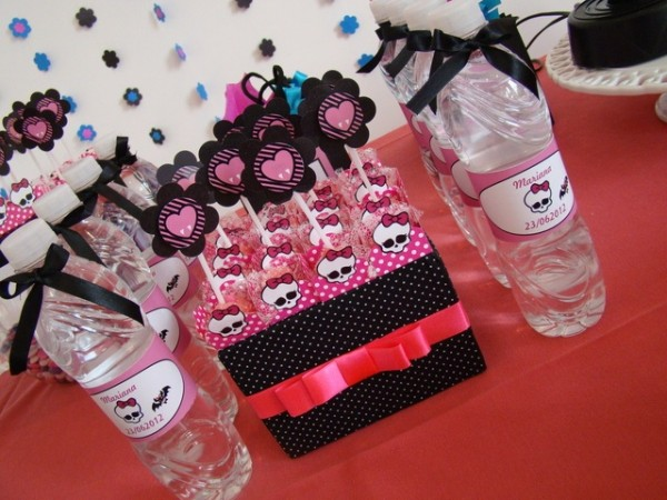 Monster High, la realidad es que a las niñas de distintas edades les