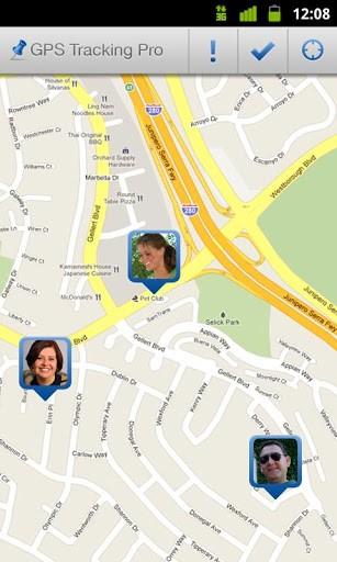 Rastreo por GPS para localizar a tus familiares