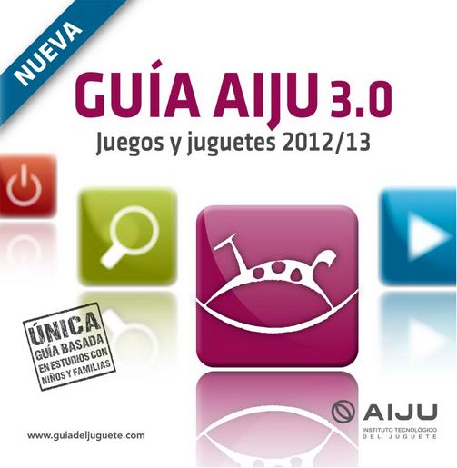 Guía AIJU 2013/2014, guía del juguete