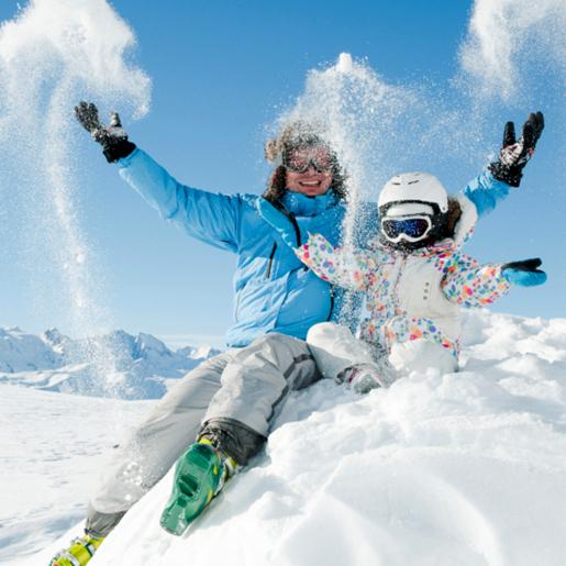 Consejos para hacer fotografías en la nieve