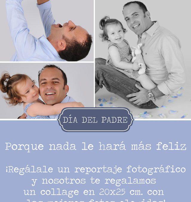 Día del Padre: Regálale un reportaje con sus peques