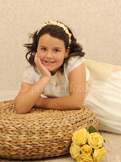 Foto Primera Comunión Marta