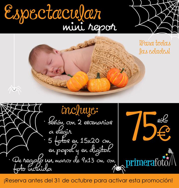 Promoción Halloween 2014