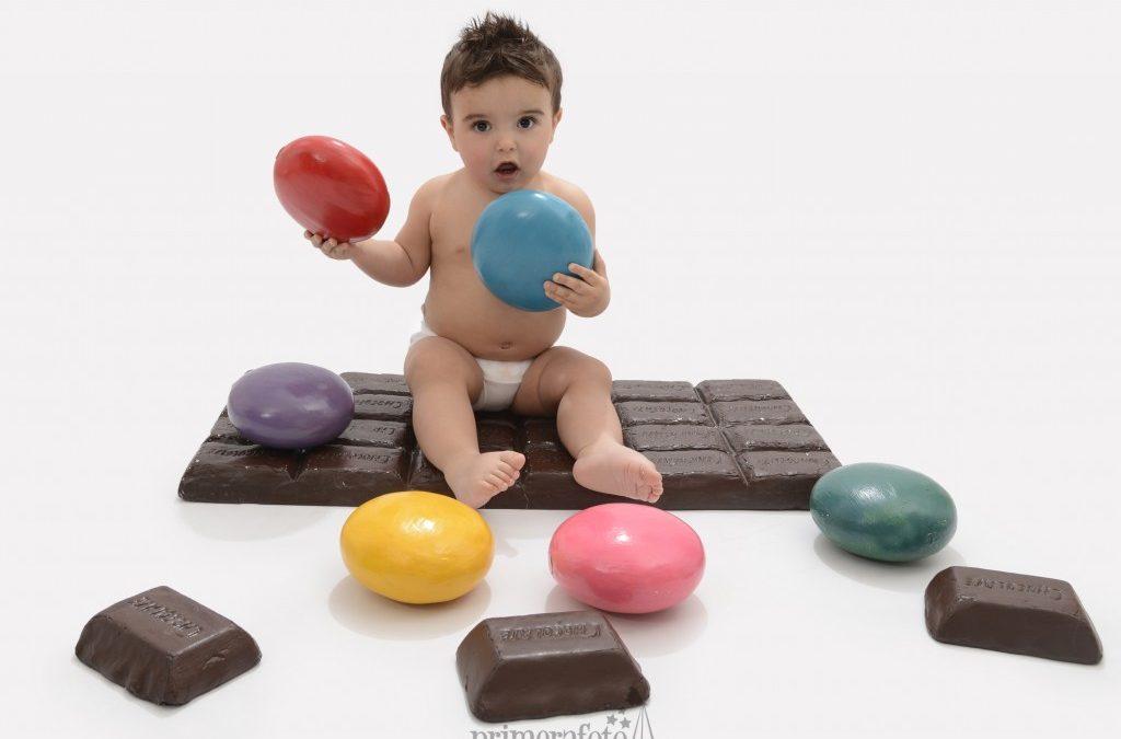Iago, un adicto al chocolate