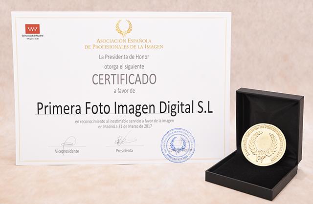 Primera Foto_Medalla de Oro_