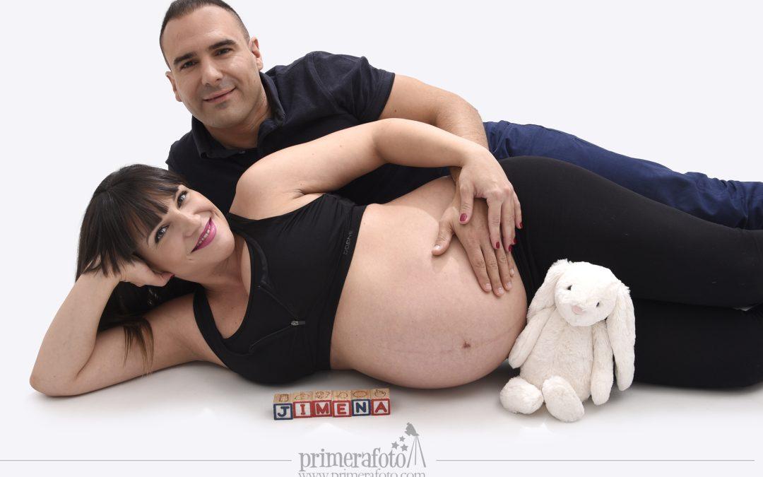 Embarazo, danza y fotografía, la mejor mezcla