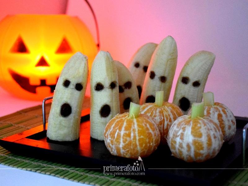 Sorprende a los niños con esta merienda de Halloween