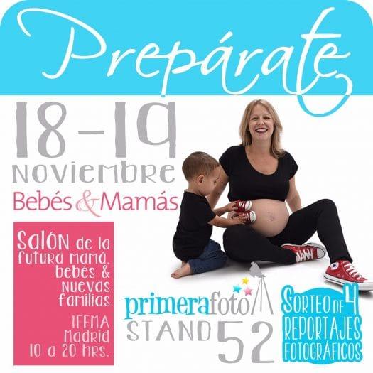Prepárate para la Feria Bebés & Mamás