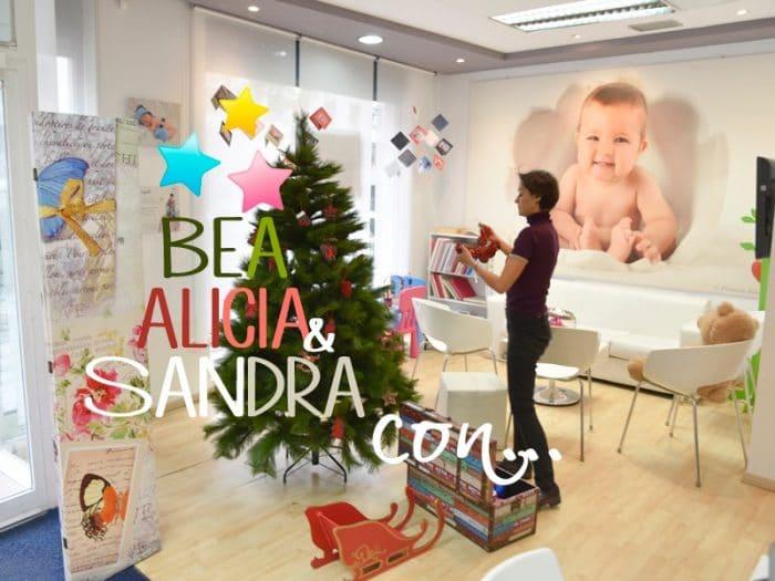 La Navidad llegó a Madrid, llegó a nuestro estudio fotográfico