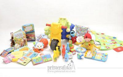 Campaña de recogida de juguetes ¡Tú puedes colaborar!