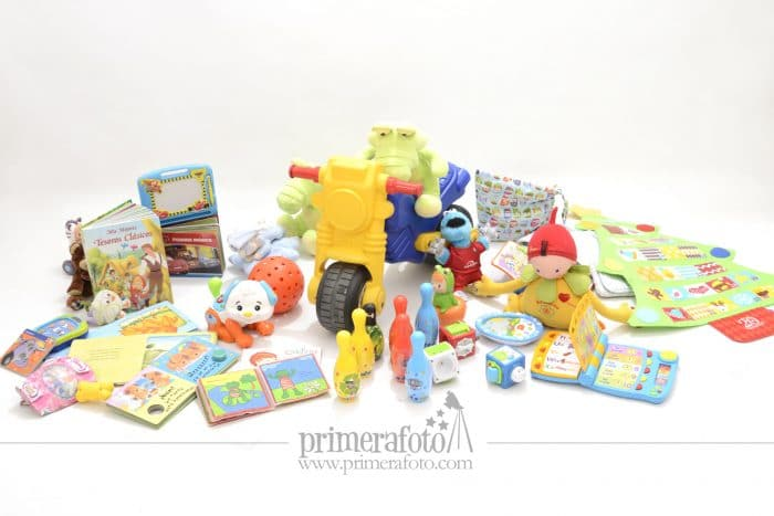 Recogida juguetes usados valencia 2017
