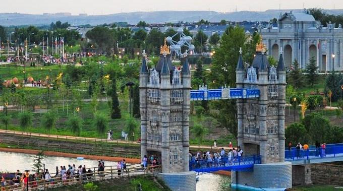 Parque Europa Puente