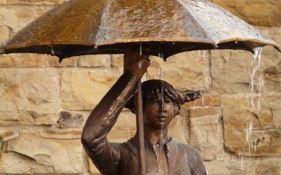 Aprovecha la lluvia para hacer fotos increíbles