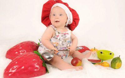 Ideas para que los niños coman mucha fruta en verano