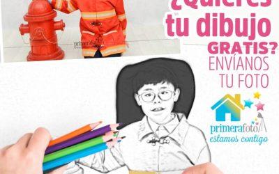 Convertimos fotos en dibujos para colorear